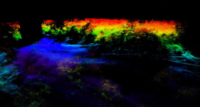 Seeing the forest through the trees with a new LiDAR system