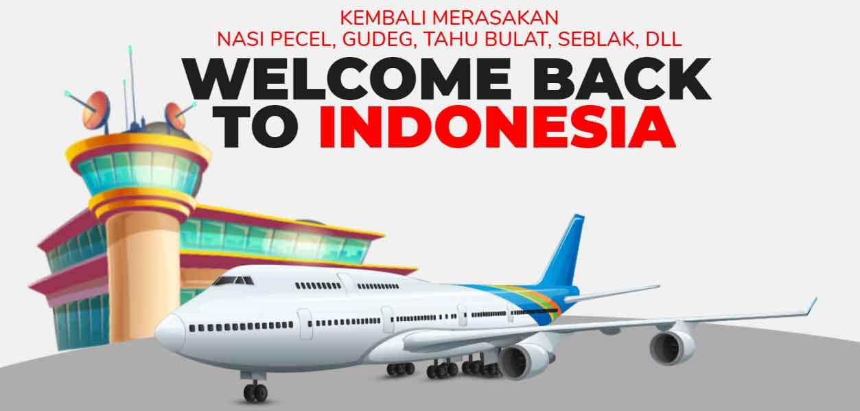 Back To Jakarta