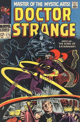 Doctor Strange #175, the Sons of Satannish