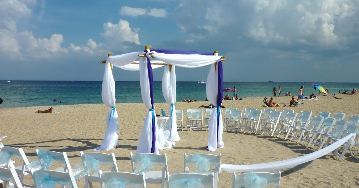 DreamARK Events Blog: Wedding On A Beach! Outdoor Weddings