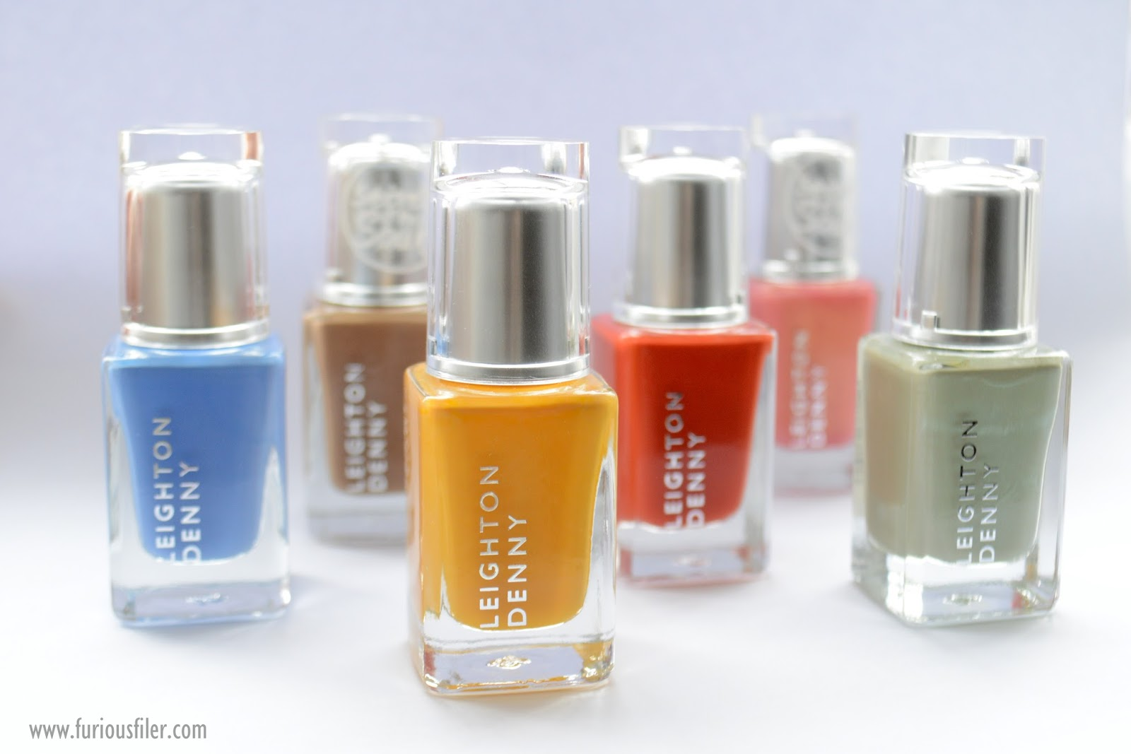 Leighton denny secrets of the souk collection review furious filer