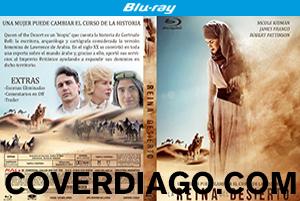 Queen Of The Desert - La Reina Del Desierto - BLURAY