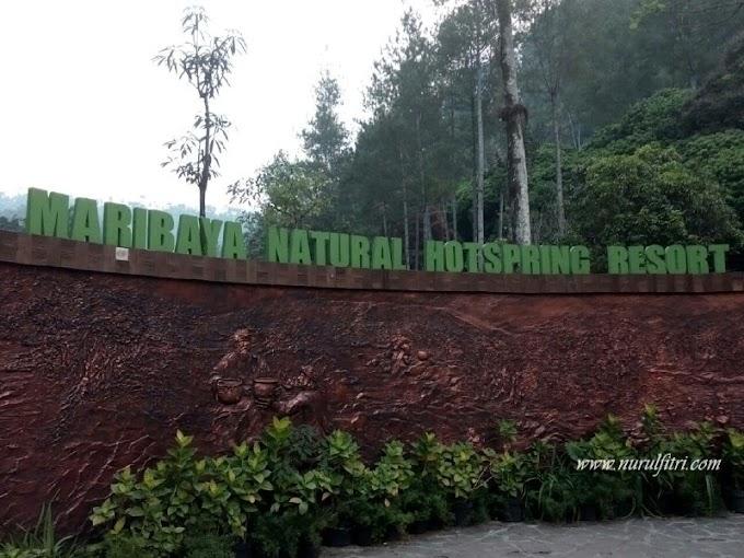 Berlibur di Maribaya Natural Hotspring Resort-Lembang