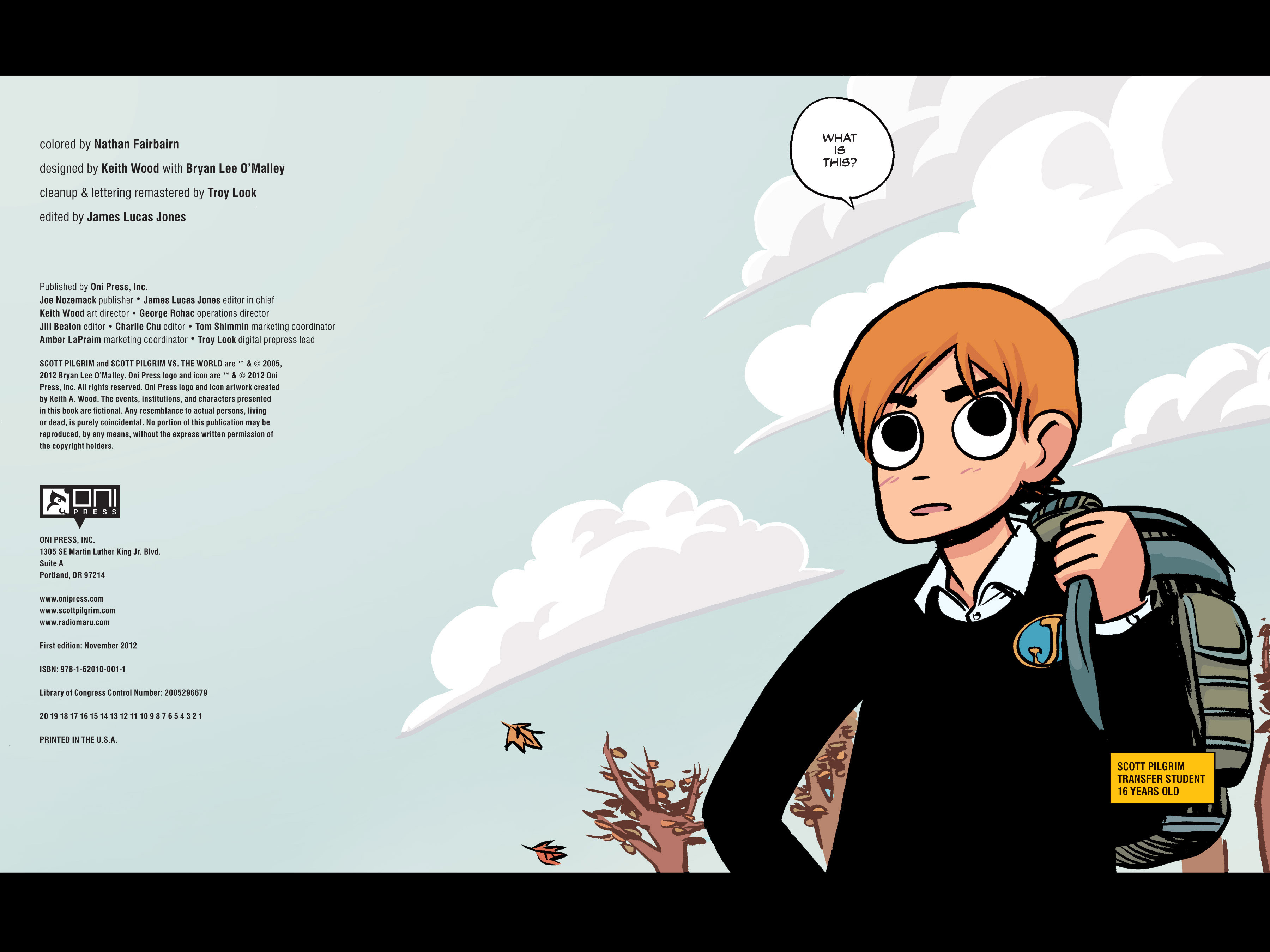 Read online Scott Pilgrim comic -  Issue #2 - 5