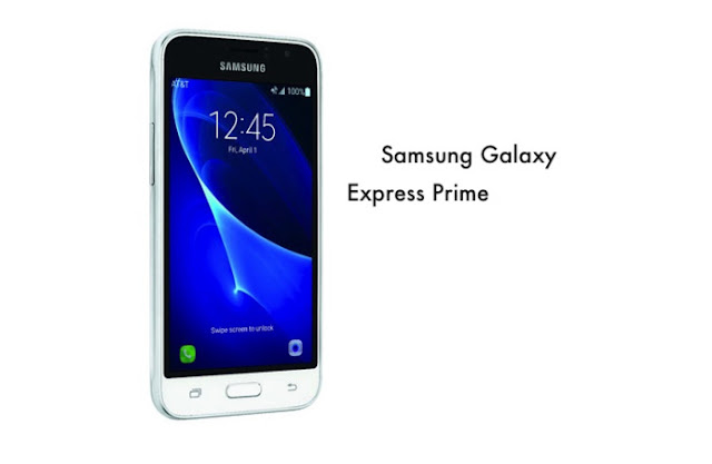 Samsung Galaxy Express Prime Specifications - LAUNCH Announced 2016, April DISPLAY Type Super AMOLED capacitive touchscreen, 16M colors Size 5.0 inches (~68.2% screen-to-body ratio) Resolution 720 x 1280 pixels (~294 ppi pixel density) Multitouch Yes Protection Corning Gorilla Glass 4 BODY Dimensions 142.2 x 71.1 x 7.9 mm (5.60 x 2.80 x 0.31 in) Weight 138.9 g (4.90 oz) SIM Micro-SIM PLATFORM OS Android OS, v6.0 (Marshmallow) CPU Quad-core 1.3 GHz Cortex-A7 Chipset Exynos 3475 Quad GPU Mali-T720 MEMORY Card slot microSD, up to 256 GB (dedicated slot) Internal 16 GB 1.5 GB RAM CAMERA Primary 5 MP, f/2.2, autofocus, LED flash Secondary 2 MP Features Geo-tagging, touch focus, face detection, HDR Video 720p@30fps NETWORK Technology GSM / HSPA / LTE 2G bands GSM 850 / 900 / 1800 / 1900 3G bands HSDPA 850 / 1900 / 2100 4G bands LTE band 1(2100), 2(1900), 3(1800), 4(1700/2100), 5(850), 7(2600), 12(700) Speed HSPA  42.2/5.76 Mbps, LTE Cat4 150/50 Mbps GPRS Yes EDGE Yes COMMS WLAN Wi-Fi 802.11 b/g/n, Wi-Fi Direct, hotspot GPS Yes, with A-GPS USB microUSB v2.0 Radio FM radio, RDS Bluetooth v4.1, A2DP FEATURES Sensors Accelerometer, proximity Messaging SMS(threaded view), MMS, Email, Push Mail, IM Browser HTML5 Java No SOUND Alert types Vibration; MP3, WAV ringtones Loudspeaker Yes 3.5mm jack Yes  - Active noise cancellation with dedicated mic BATTERY  Removable Li-Ion 2600 mAh battery Stand-by Up to 528 h Talk time Up to 22 h Music play  MISC Colors Black  - MP4/H.264 player - MP3/WAV/eAAC+/Flac player - Photo/video editor - Document viewer