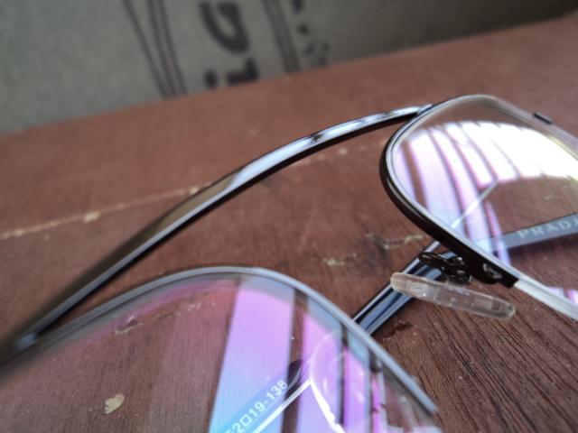 74fab7f97fb3 Rs600 OFF RAEES Movie Frame Glasses Shahrukh Khan Prada Spects ...