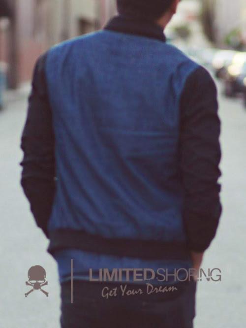 limited shoping sk27 2 denim jacket