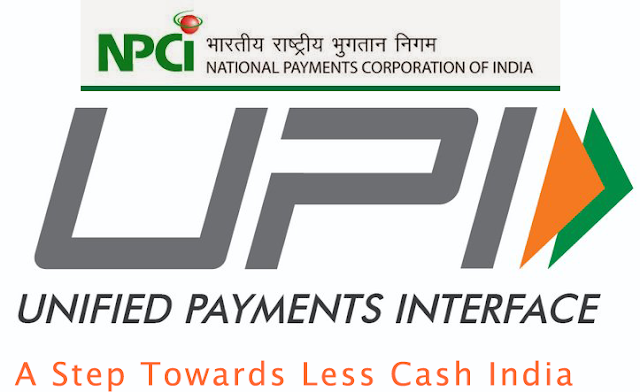 What Is UPI - Unified Payment Interface? How To Use UPI Service For Digital Transaction Or Cashless Payment? - DigiTeck