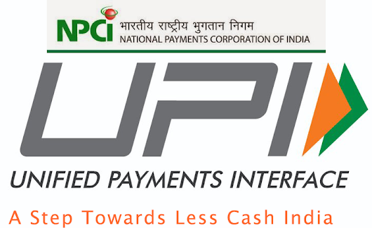 What Is UPI - Unified Payment Interface? How To Use UPI Service For Digital Transaction Or Cashless Payment? - DigiTeck            -            DigiTeck - World Of Digital Technology