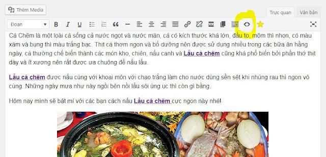 Chèn code Schema Event vào bài viết trong Wordpress