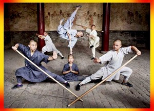 72 Secret Arts of Monks from the Shaolin Monastery