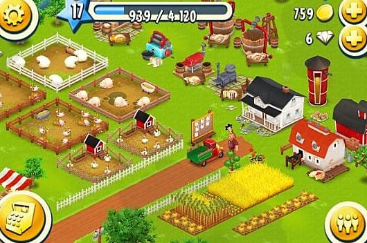 Hay Day 1.37.105 APK + Hack MOD Android