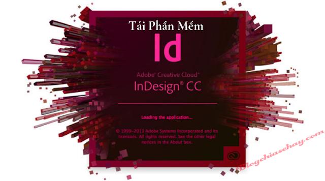 Tải Phần mềm Adobe InDesign CC Full crack