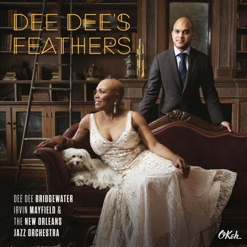 """News du jour : """"Dee Dee's Feathers"""" Dee Dee Bridgewater Blog La Muzic de Lady"""