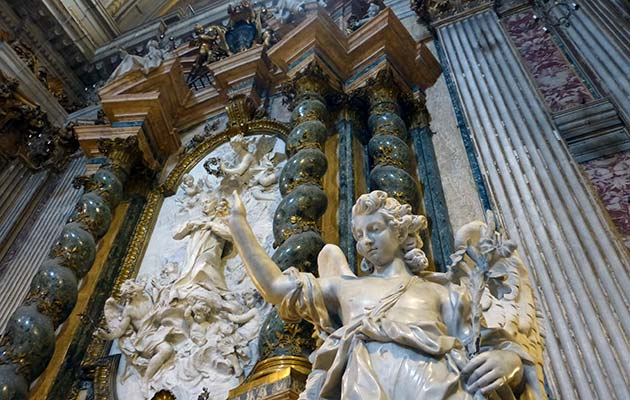 Five Less Visited Churches in Rome1