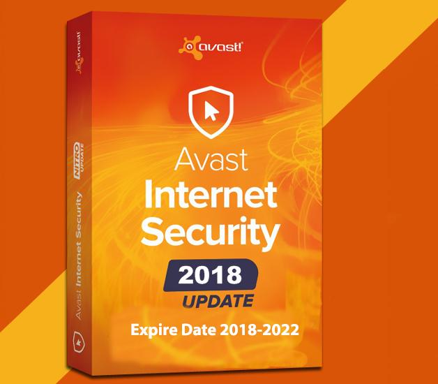 avast internet security aktivasyon kodu 2018