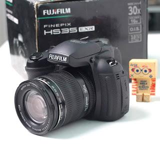 Fujifilm HS35 EXR - Kamera Bekas Malang