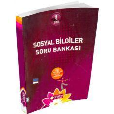 Anafen 8. Sınıf SBS Sosyal Bilgiler Soru Bankası