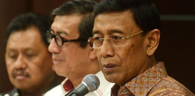 Dukung Menteri Tjahjo, Wiranto: Kalau Tidak Netral Ya Tangkap Saja!