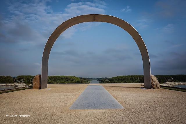 Lee Ufan, Château de Versailles © Laura Próspero