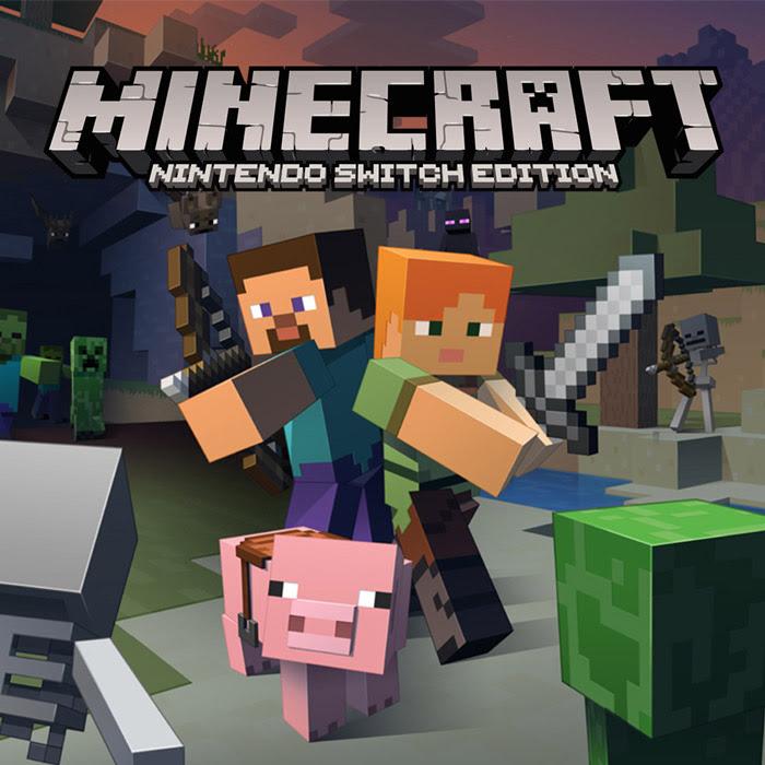 SPIEL FILM SPASS Minecraft Nintendo Switch Edition - Minecraft spiele fur nintendo