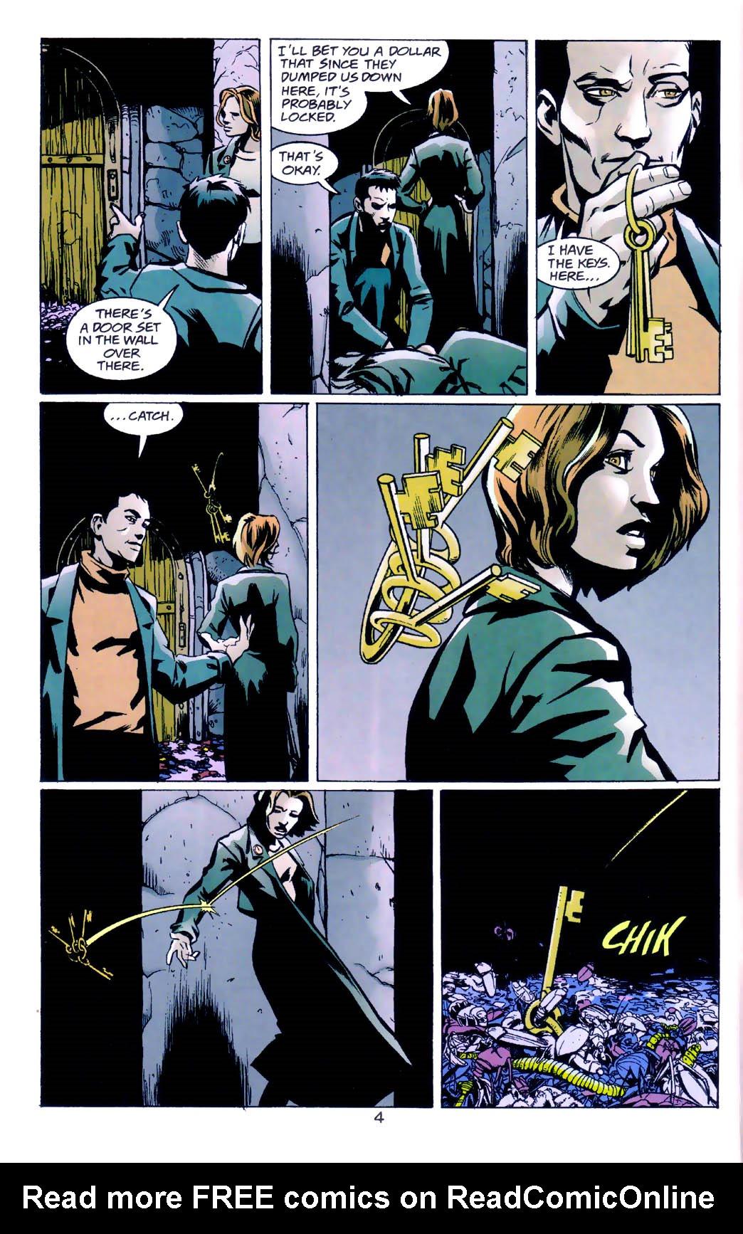 Read online Midnight, Mass comic -  Issue #5 - 5
