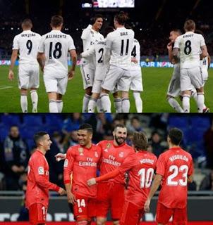 تشكيلة فريق ريال مدريد في مواجهة جيرونا .سولاري يستدعي القوة الضاربة لموقعة الكأس