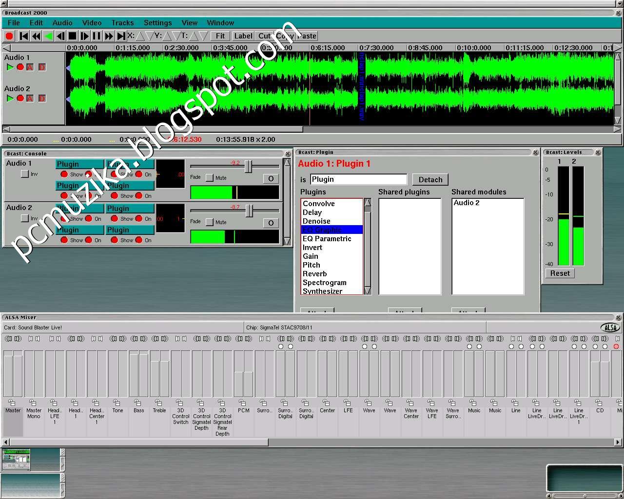 Make digital & electronic music  FL Studio, Cubase, Live