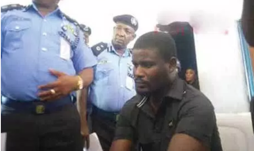How Police Arrested IMSU Graduate Involved In Bank Robbery