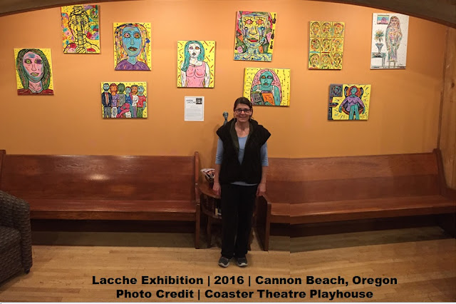 2016 | Justin Lacche | Cannon Beach Exhibition | Coaster Theatre Playhouse