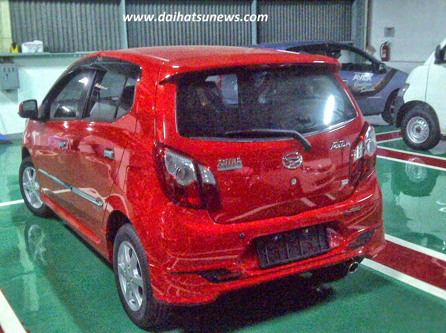 Gambar Mobil Daihatsu Ayla X Elegant | Modifikasi Mobil
