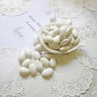 venta de almendras blancas confitadas jordan almonds en guatemala para recuerdos de boda personalizadas