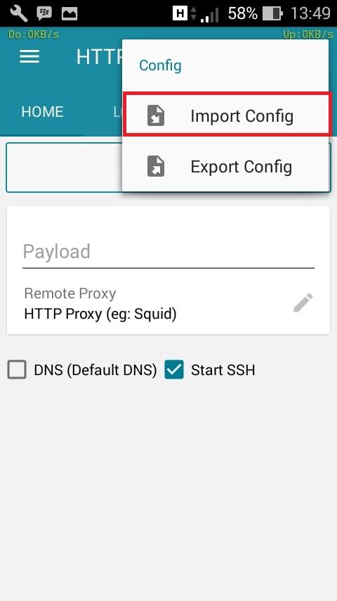 Download Config Telkomsel Http Injector Hi Terbaru 2018