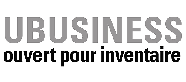 Ubusiness  (ouvert pour inventaire)
