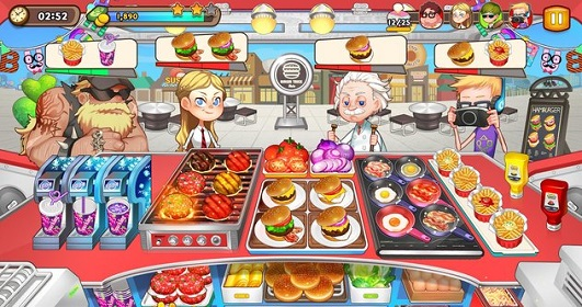 game memasak terbaru Cooking Adventure™