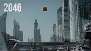 gerhana matahari 2046