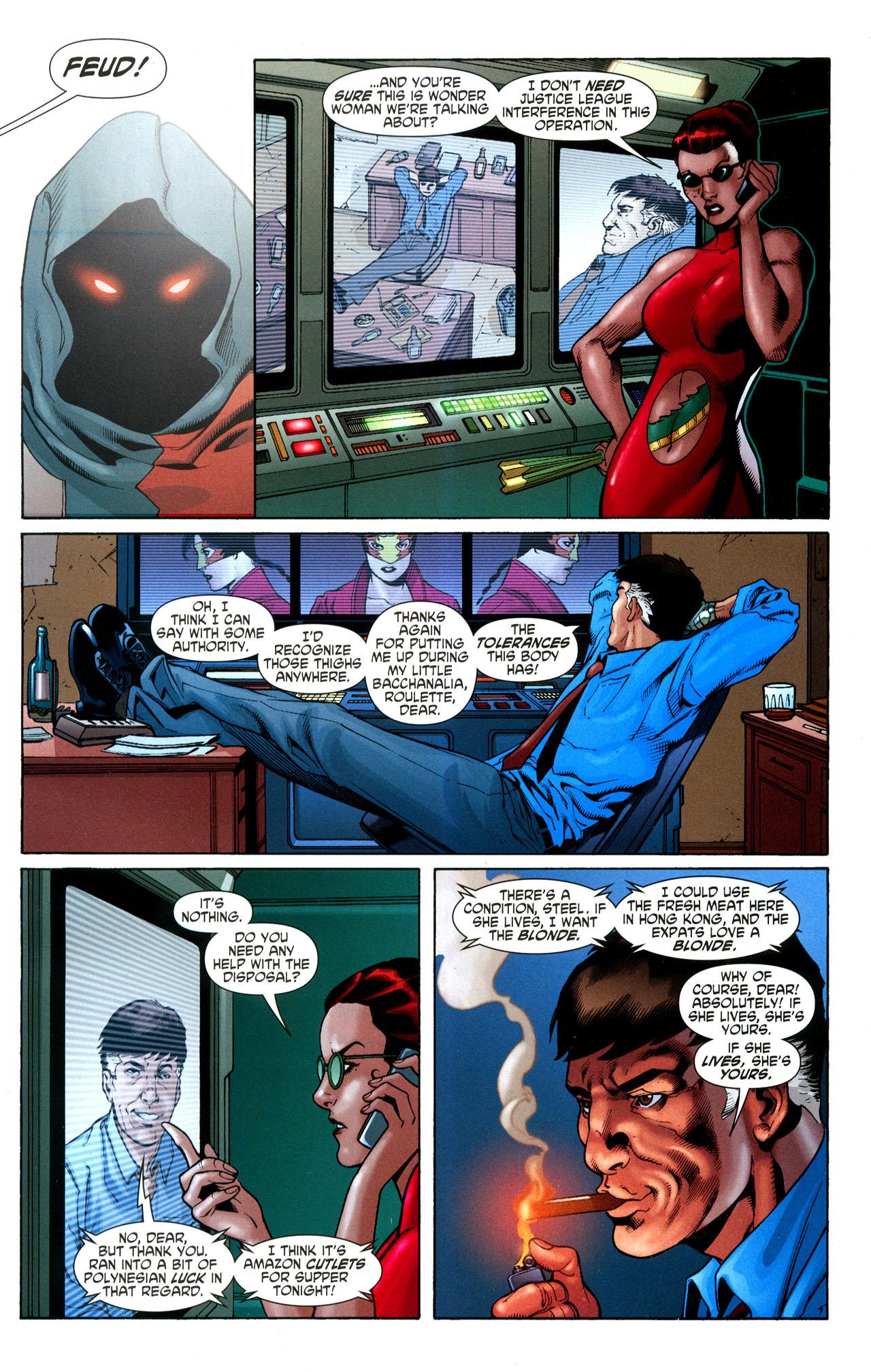 Read online Wonder Woman (2006) comic -  Issue #35 - 12