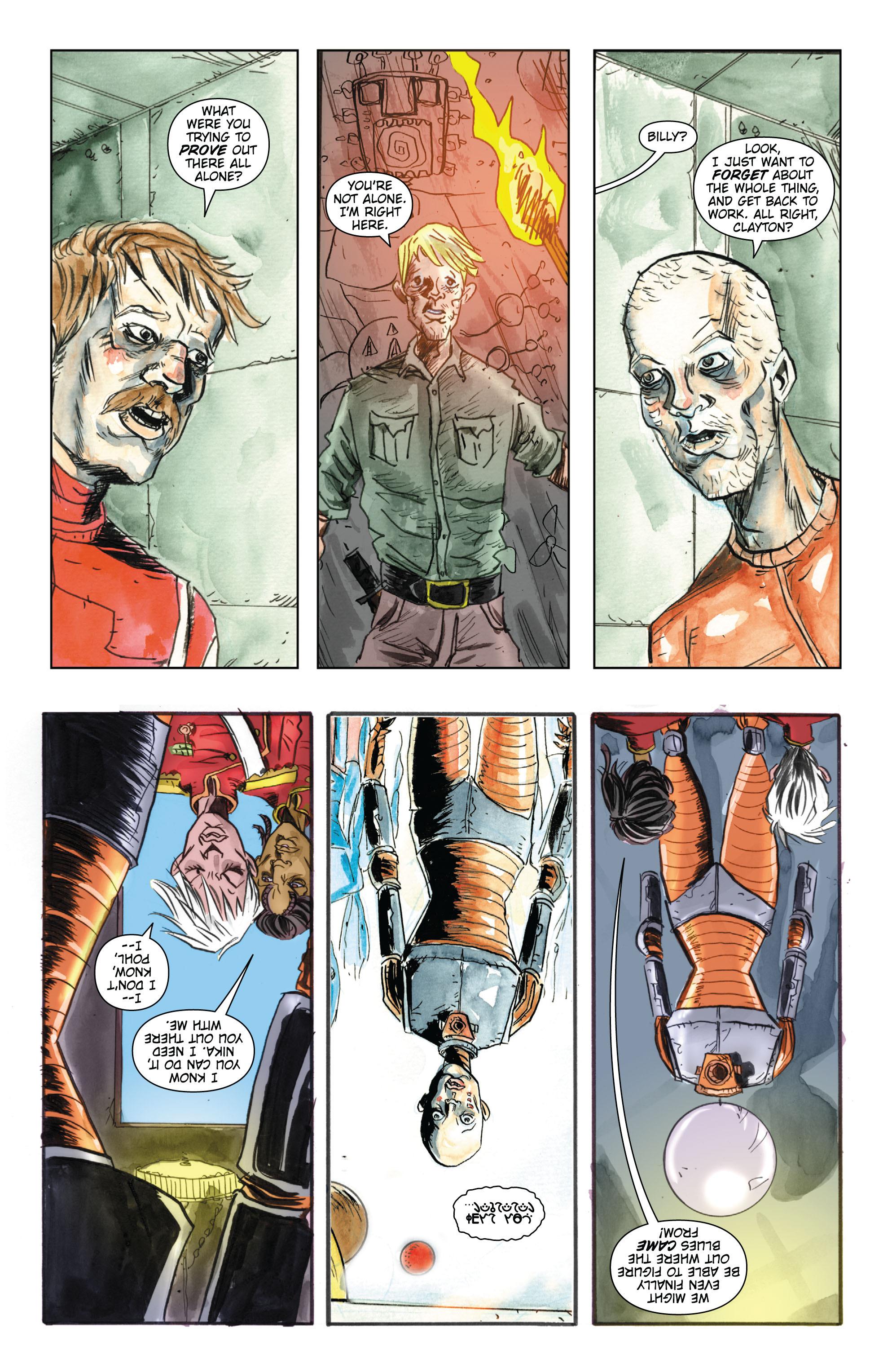 Read online Trillium comic -  Issue # TPB - 123
