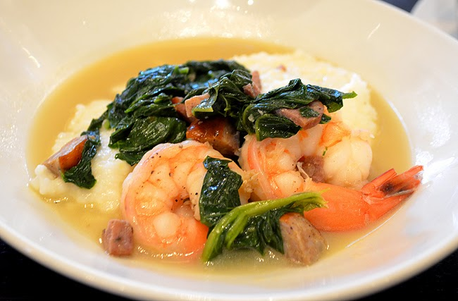 Peachtree Food Tour, Livingston, Shrimp & Grits