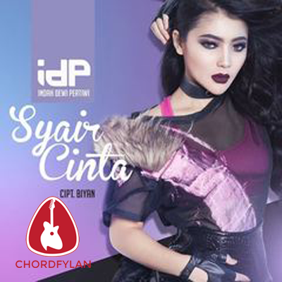 Lirik dan Chord Kunci Gitar Syair Cinta - Indah Dewi Pertiwi