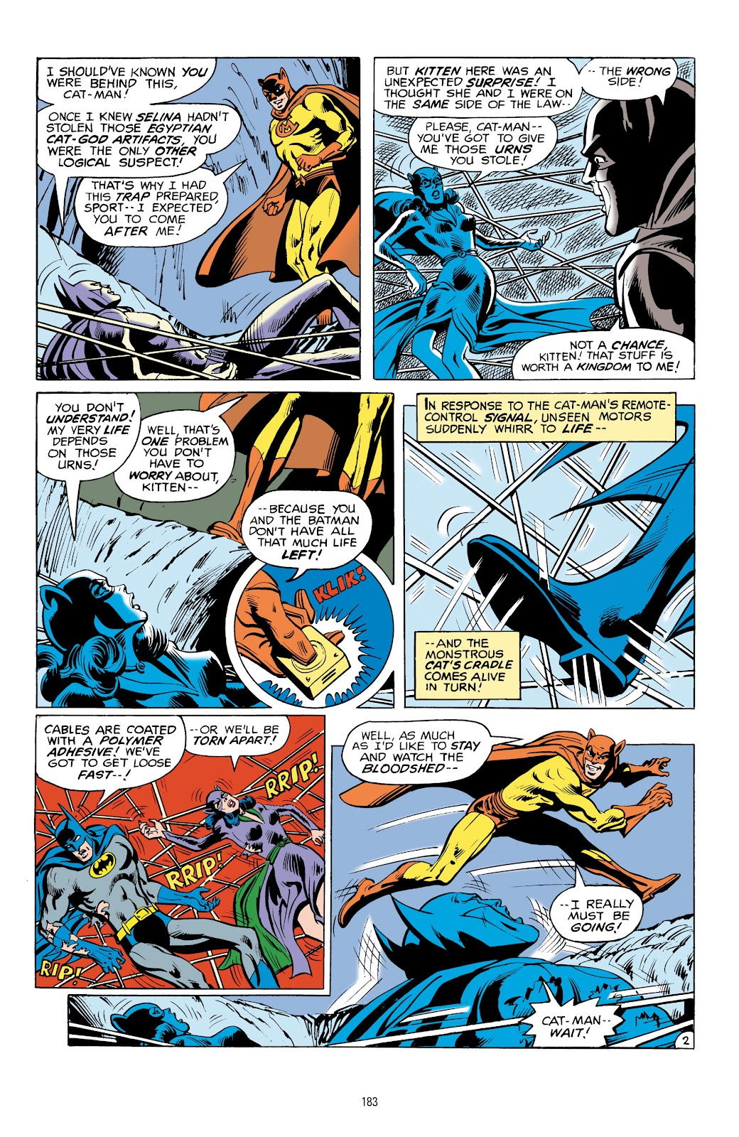 Read online Catwoman: A Celebration of 75 Years comic -  Issue # TPB (Part 2) - 84