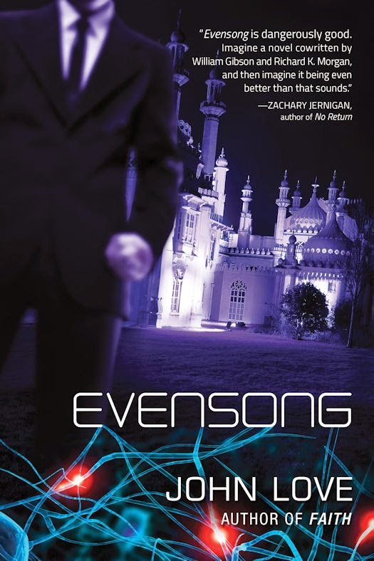 Interview with John Love and Excerpt from Evensong - February 26, 2015