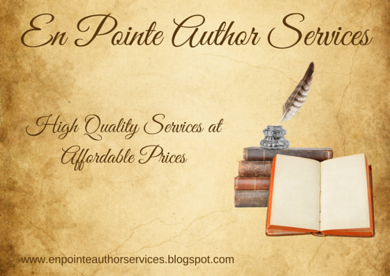 En Pointe Author Services