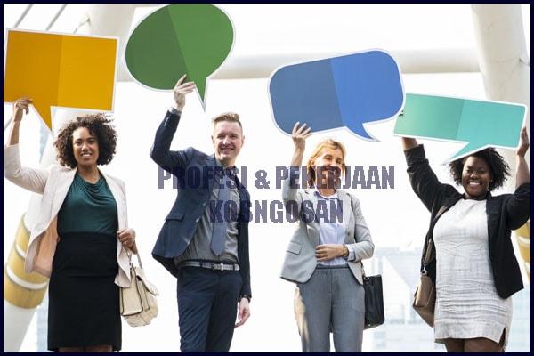 101+ Nama Pekerjaan, Profesi dan Jabatan dalam Bahasa Korea