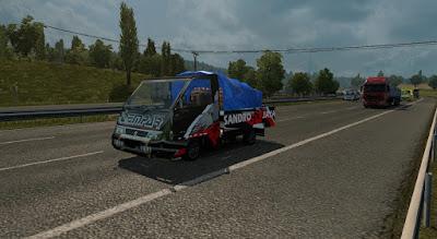 traffic SS120 , Hino , canterbox