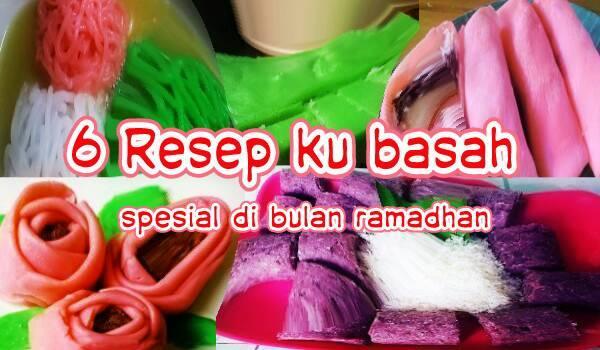 resep kue basah ramadhan
