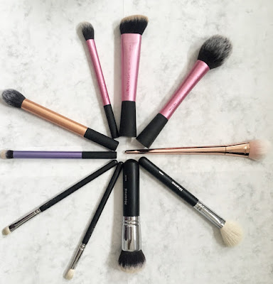 MY TOP 10 MOST VERSATILE MAKE-UP BRUSHES