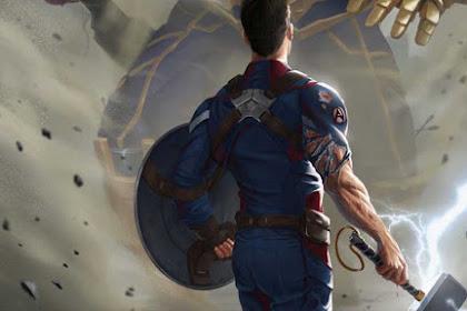 Kenapa Captain America Mampu Mengangkat Mjolnir