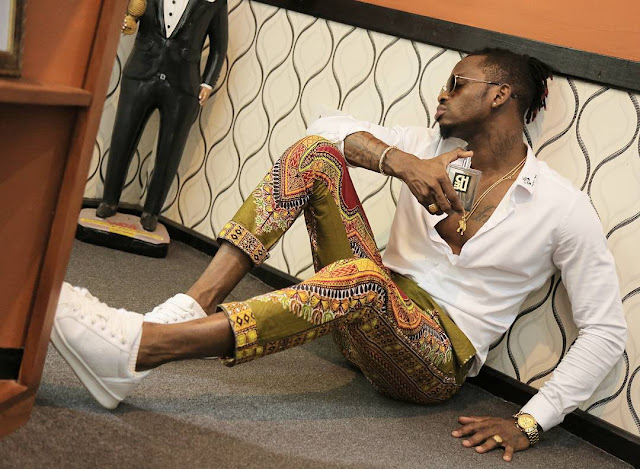 Tanzanian, Diamond Platnumz roasted over 'incompleted' English