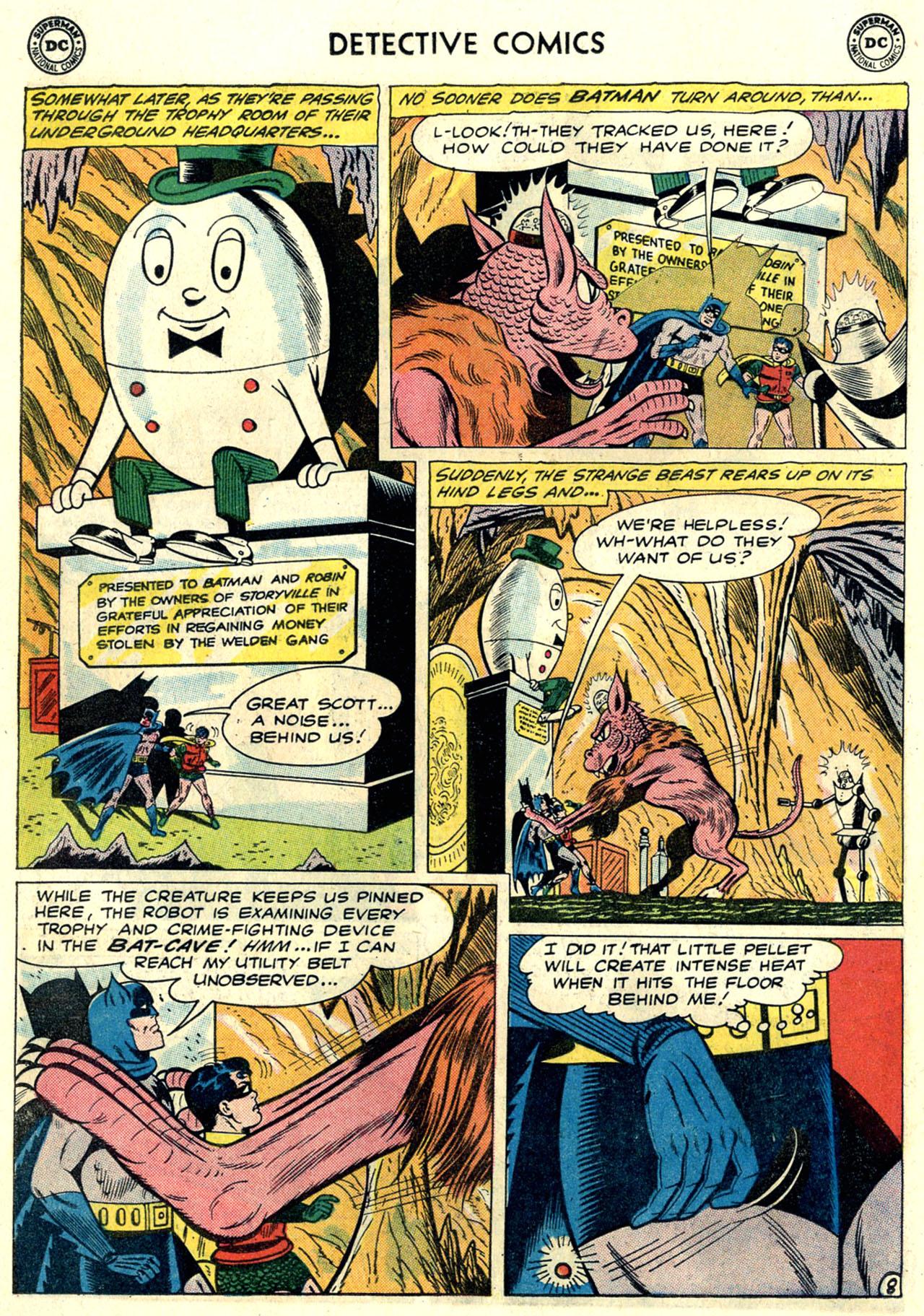Detective Comics (1937) 279 Page 9
